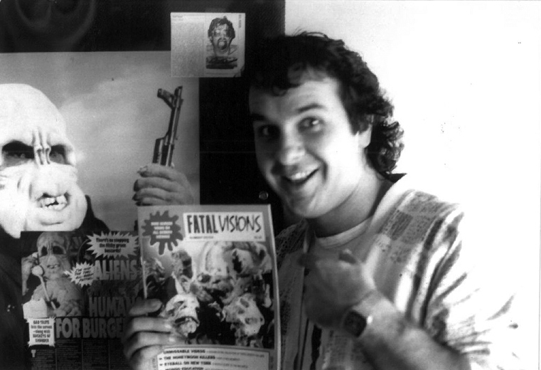 Peter Jackson with Fatal Visions #7