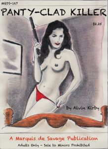 Panty-clad Killer by Alvin Kirby